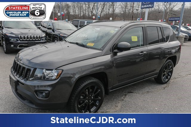 Pre-Owned 2015 Jeep Compass Altitude Edition