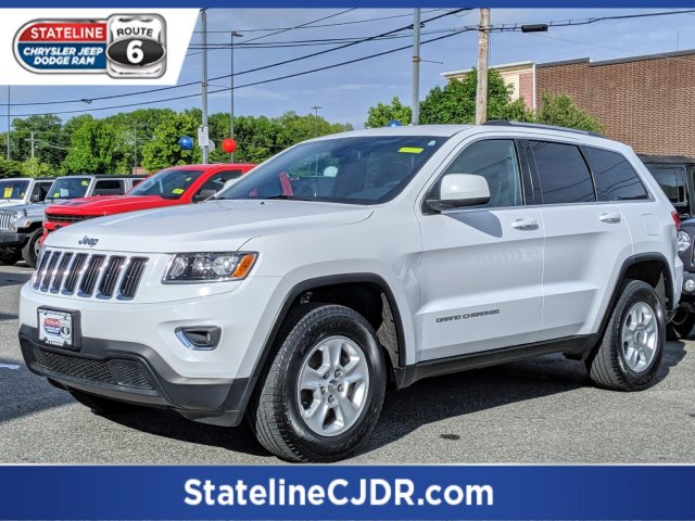 Jeep Certified Pre-Owned >> Certified Pre Owned 2016 Jeep Grand Cherokee Laredo Sport Utility In
