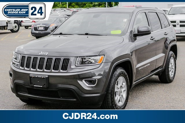 Lovely Pre Owned 2015 Jeep Grand Cherokee Laredo