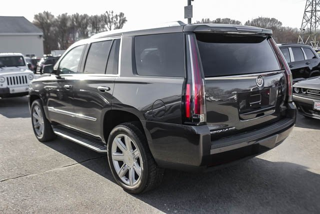 Pre Owned 2015 Cadillac Escalade Luxury Sport Utility In Somerset