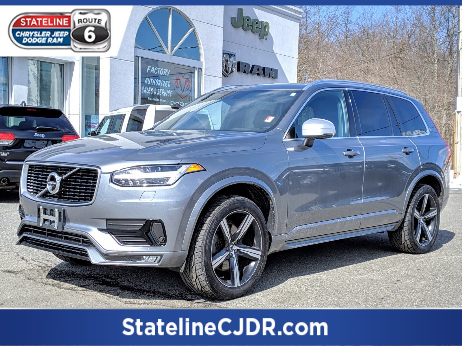 Pre Owned 2016 Volvo Xc90 T6 R Design